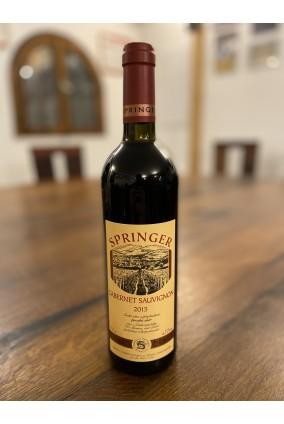 Cabernet Sauvignon 2015, 0,75 l - poslední láhve!!!